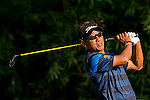 Thongchai Jaidee of Thailand tees off during the 58th UBS Hong Kong Golf Open as part of the European Tour on 09 December 2016, at the Hong Kong Golf Club, Fanling, Hong Kong, China. Photo by Marcio Rodrigo Machado / Power Sport Images