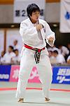 Miyu Hama, September 14, 2014 - Judo : All Japan Junior Judo Championships Women's -78kg at Saitama Prefectural Budokan, Saitama, Japan. (Photo by Yusuke Nakanishi/AFLO SPORT) [1090]