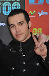 UNIVERSAL CITY, CA. - October 15: Musician Pete Wentz of Fall Out Boy  attends Los Premios MTV 2009 Latin America Awards held at the Gibson Amphitheatre on October 15, 2009 in Universal City, California.