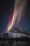 Aurora borealis, Brooks Range, Alaska