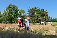 Ariya Jutanugarn (THA) makes her way to the tee on 14 during round 2 of the 2018 KPMG Women's PGA Championship, Kemper Lakes Golf Club, at Kildeer, Illinois, USA. 6/29/2018.<br /> Picture: Golffile | Ken Murray<br /> <br /> All photo usage must carry mandatory copyright credit (© Golffile | Ken Murray)