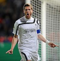 Fussball DFB-Pokal 2011/12: VFL Osnabrueck - 1860 Muenchen