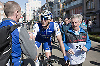 Marcel Kittel (GER/Quick Step Floors) after winning the morning stage.<br /> <br /> 3 Days of De Panne 2017<br /> Morning stage 3: De Panne-De Panne (111,5km)