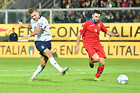 Italy's Ciro Immobile <br /> Palermo 18-11-2019 Stadio Renzo Barbera <br /> UEFA European Championship 2020 qualifier group J <br /> Italy - Armenia <br /> Photo Carmelo Imbesi / Insidefoto