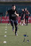 BT Superfast Cymru<br /> Cardiff Blues Speed Test<br /> <br /> 19.03.15<br /> &copy;Steve Pope - FOTOWALES