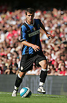 Inter's Ivan Fatic in acion. .Pic SPORTIMAGE/David Klein..Pre-Season Friendly..Arsenal v Internazionale..29th July, 2007..--------------------..Sportimage +44 7980659747..admin@sportimage.co.uk..http://www.sportimage.co.uk/