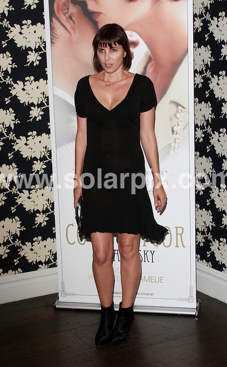 **ALL ROUND PICTURES FROM SOLARPIX.COM**.**WORLDWIDE SYNDICATION RIGHTS**.arrivals for the UK Premiere of Coco Chanel & Igor Stravinsky, in London, UK. 25 July 2010..This pic: Sadie Frost..JOB REF: 11753 LNJ     DATE: 25_07_2010.**MUST CREDIT SOLARPIX.COM OR DOUBLE FEE WILL BE CHARGED**.**MUST NOTIFY SOLARPIX OF ONLINE USAGE**.**CALL US ON: +34 952 811 768 or LOW RATE FROM UK 0844 617 7637**