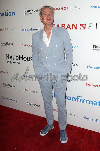 "15 March 2016 - Hollywood, California - Matthew Modine. ""The Confirmation"" Los Angeles Premiere held at NeueHouse Hollywood. Photo Credit: Sammi/AdMedia"