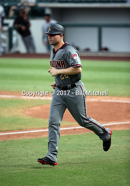 JR House, manager - Salt River Rafters - 2017 Arizona Fall League (Bill Mitchell)