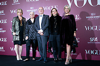 Thus Family during the XIV VOGUE Jewels Awards. November 23, 2017. (ALTERPHOTOS/Acero) /NortePhoto.com NORTEPHOTOMEXICO