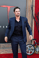 """LOS ANGELES - AUG 26:  Jay Ryan at the """"It Chapter Two"""" Premiere at the Village Theater on August 26, 2019 in Westwood, CA"""