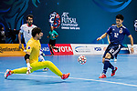 Japan vs Iran during the AFC Futsal Championship Chinese Taipei 2018 Final match at Xinzhuang Gymnasium on 11 February 2018, in Taipei, Taiwan. Photo by Yu Chun Christopher Wong / Power Sport Images