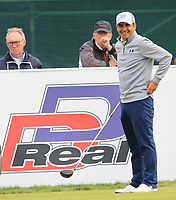Filipe Aguilar (CHI) on the 1st during Round 4 of the D+D Real Czech Masters at the Albatross Golf Resort, Prague, Czech Rep. 03/09/2017<br /> Picture: Golffile   Thos Caffrey<br /> <br /> <br /> All photo usage must carry mandatory copyright credit     (&copy; Golffile   Thos Caffrey)
