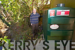 Ted Duffy of Meadowlands Estate, Tralee who had his heating oil stolen twice in a week.