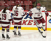 Sydney Daniels (Harvard - 25) announced as a Crimson starter. - The visiting Boston College Eagles defeated the Harvard University Crimson 2-0 on Tuesday, January 19, 2016, at Bright-Landry Hockey Center in Boston, Massachusetts.