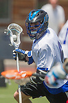Orange, CA 05/17/14 - Kevin Stephen (Grand Valley State #6) in action during the 2014 MCLA Division II Men's Lacrosse Championship game between Grand Valley State University and St John University at Chapman University in Orange, California.  Grand Valley Defeated St John 12-11.