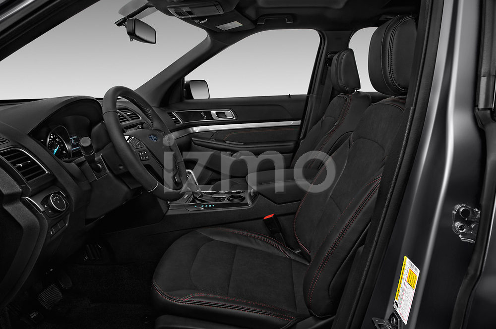 Wondrous 2018 Ford Explorer Xlt 5 Door Suv Izmostock Dailytribune Chair Design For Home Dailytribuneorg