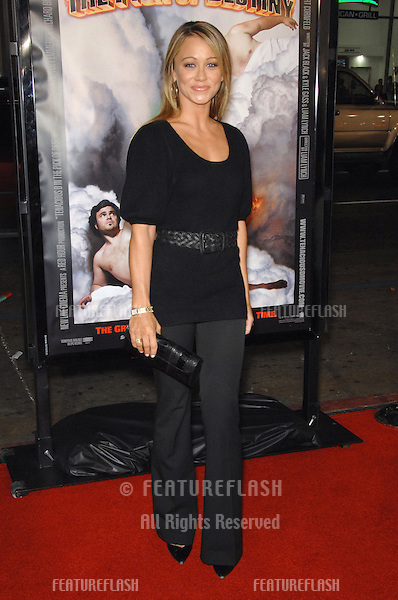 """CHRISTINE TAYLOR at the Los Angeles premiere of """"Tenacious D in The Pick of Destiny""""..November 9, 2006  Los Angeles, CA.Picture: Paul Smith / Featureflash"""