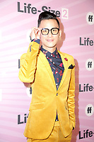 "LOS ANGELES - NOV 27:  Hank Chen at the ""Life Size 2"" Premiere Screening at the Roosevelt Hotel on November 27, 2018 in Los Angeles, CA"