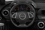 Car pictures of steering wheel view of a 2020 Chevrolet Camaro 1LT 2 Door Convertible Steering Wheel