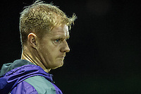 Friday  16 December 2014<br /> Pictured:  Alan Tate <br /> Re: Swansea City U18s v Wolverhampton Wonderers U18s, 3rd Round FA youth Cup Match at the Landore Training Facility, Swansea, Wales, UK