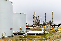 Flint Hills oil refinery in North Pole, Alaska