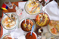 Casa Rosalia restaurant Centro Historico, Mexico City.
