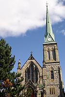 Trinity Church in the city of Saint John, New Brunswick, Canada