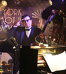 Vince Giordano and the Nighthawks performs at the New York Hot Jazz Festival own September 30, 2018 at The McKittrick Hotel in New York City.