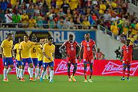 Action photo the match Brazil vs Haiti, Corresponding Group -B- America Cup Centenary 2016, at Citrus Bowl, Camping World, Stadium,<br /> <br /> Foto del partido Brasil vs Haiti, Correspondiente al Grupo -B-  de la Copa America Centenario USA 2016 en el Estadio Citrus Bowl, Camping World, en la foto: Seleccion de Brasil y Haiti<br />  <br /> <br /> 08/06/2016/MEXSPORT/ISAAC ORTIZ