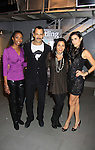 "Sharon Washington - Sebastian La Cause - Daphne Rubin-Vega - Jessica Press at a private screening of Sebastian La Cause's web series ""Hustling"" Season Two - 'cause everybody got a hustle -  was held on November 19, 2012 at TriBeca's Cinemas, New York City, New York. Days of our Lives ""Silvio"", One Live To Live and All My Children's Sebastian is the creator of Hustling along with being the writer, director and star (Photo by Sue Coflin/Max Photos)"