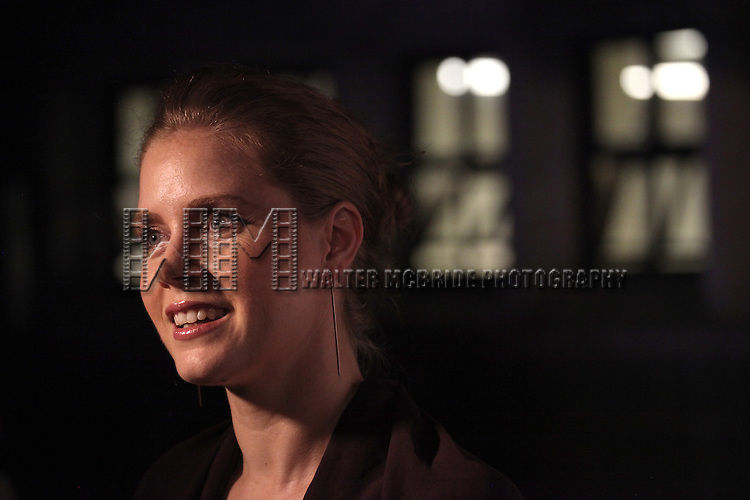 Amy Adams attending the Opening Night Performance After Party for  The Public Theater's 'Into The Woods' at the Delacorte Theater in New York City on 8/9/2012.