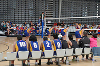 Wellington Secondary Schools Junior Volleyball Tournament at ASB Center, Wellington, New Zealnad on Saturday 10th November 2012<br />