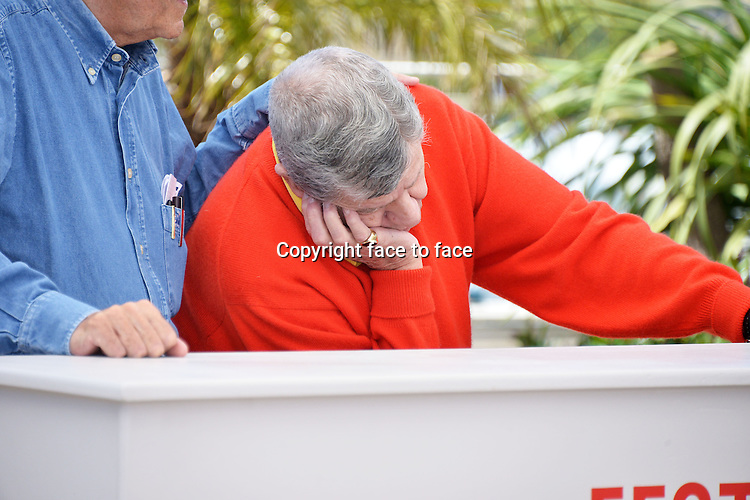 """........Credit: Timm/face to face..Jerry Lewis (Actor) attending the """"MAX ROSE"""" Photocall during the 66th annual International Cannes Film Festival in Cannes, France, 23th May 2013."""