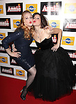 Katie Finneran & Arielle Tepper Madover attending the Broadway Opening Night Performance After Party for 'Annie' at the Hard Rock Cafe in New York City on 11/08/2012