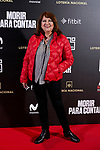 Soledad Mallol attends to 'Morir para contar' film premiere during the Madrid Premiere Week at Callao City Lights cinema in Madrid, Spain. November 13, 2018. (ALTERPHOTOS/A. Perez Meca)