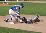 Leigh HS vs. Los Altos HS at LAHS, first round CCS playoffs, May 17, 2012.