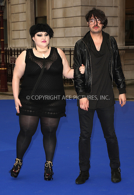WWW.ACEPIXS.COM . . . . .  ..... . . . . US SALES ONLY . . . . .....June 3 2009, London....Singer Beth Ditto arriving at the Royal Academy of Arts Summer Exhibition at Royal Academy of Arts on June 3 2009 in London, England.......Please byline: FAMOUS-ACE PICTURES... . . . .  ....Ace Pictures, Inc:  ..tel: (212) 243 8787 or (646) 769 0430..e-mail: info@acepixs.com..web: http://www.acepixs.com