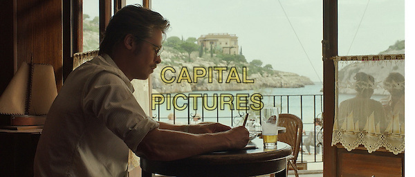 By the Sea (2015) <br /> Brad Pitt<br /> *Filmstill - Editorial Use Only*<br /> CAP/KFS<br /> Image supplied by Capital Pictures