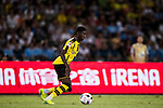Borussia Dortmund striker Ousmane Dembele during the match against Manchester City FC at the 2016 International Champions Cup China match at the Shenzhen Stadium on 28 July 2016 in Shenzhen, China. Photo by Victor Fraile / Power Sport Images