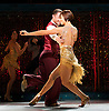 Dance 'Til Dawn <br /> Vincent Simone &amp; Flavia Cacace <br /> at the Aldwych Theatre, London, Great Britain <br /> press photocall<br /> 29th October 2014 <br /> <br /> <br /> Vincent Simone &amp; Flavia Cacace <br /> <br /> <br /> <br /> <br /> Photograph by Elliott Franks <br /> Image licensed to Elliott Franks Photography Services