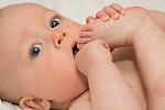 Leachman, Baby Addison 7 mos