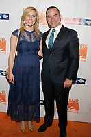 NEW YORK, NY - APRIL 19: Vanessa Trail and Kevin Frizse attend the Food Bank for New York City Can Do Awards on Wednesday, April 19, 2017 at Cipriani, Wall Street in New York City. <br /> CAP/MPI/RH<br /> &copy;RH/MPI/Capital Pictures