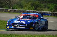 RIO DE JANEIRO, RJ, 21 DE JULHO 2012 - CAMPEONATO BRASILEIRO DE GRAN TURISMO - 4ª ETAPA - RIO DE JANEIRO - O piloto Vanuê Faria, durante o treino classificatório para a 1ª bateria da 4ªetapa do Campeonato Brasileiro de Gran Turismo, disputado no Autodromo Internacional Nelson Piquet, Jacarepagua, Rio de Janeiro, neste sábado, 21. FOTO BRUNO TURANO  BRAZIL PHOTO PRESS