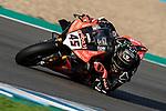 FIM WorldSBK Championship, Test, 28-29 November 2019, Jerez, Spain, Scott Redding, Ducati