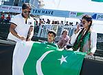 BREDA -supporters Pakistan      Belgie-Pakistan .  Rabobank Champions  Trophy `2018 .   COPYRIGHT  KOEN SUYK