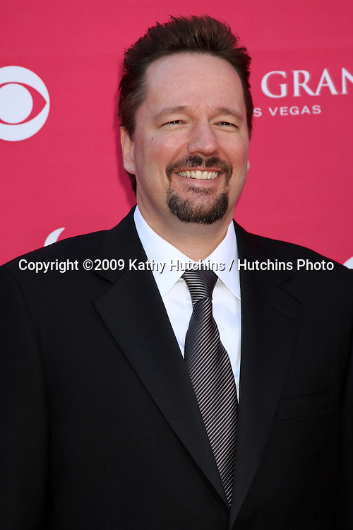 Terry Fater   arriving at the 44th Academy of Country Music Awards at the MGM Grand Arena in  Las Vegas, NV on April 5, 2009.©2009 Kathy Hutchins / Hutchins Photo....                .