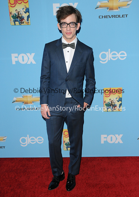 Kevin McHale. at Fox's Premiere Screening & Party for Glee held at Paramount Studios in Hollywood, California on September 07,2010                                                                   Copyright 2010  Hollywood Press Agency