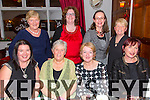 HSE Staff Rathass having a Christmas Party at Denny Lane on Friday.  Front l-r Sinead Murphy, Elaine Conway, Jackie Linnane, Claire O'Brien.  Back l-r Mary McQuinn, Eileen Hanafin, Catriona Rohan, Liz Nickelson