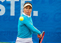 Zandvoort, Netherlands, 8 June, 2019, Tennis, Play-Offs Competition, Elitsa Kostova (BUL)<br /> Photo: Henk Koster/tennisimages.com